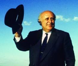 süleyman demirel-şapka