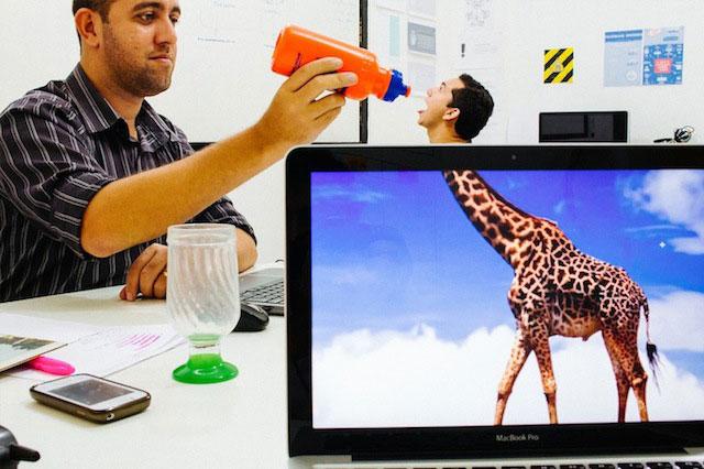 desk-giraffe