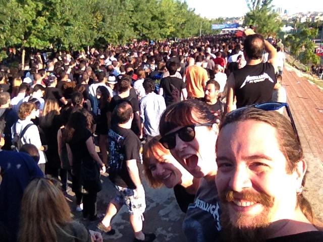 Metallica by Request İstanbul Konser Alanı